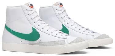 Blazer Mid '77 Vintage 'Lucid Green' - Nike - BQ6806 300 | GOAT