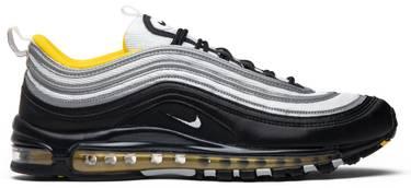 3125f543581408 Air Max 97  Steelers  - Nike - 921826 008