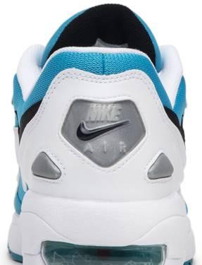 Nike Air Max² Light (White Black Blue Lagoon Laser Orange)