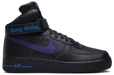 wholesale dealer d0ddb 341e9 Vlone x Air Force 1 High Sample. Nike