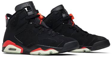 23ac6947c477 Air Jordan 6 Retro+  Infrared  2000 - Air Jordan - 136038 061
