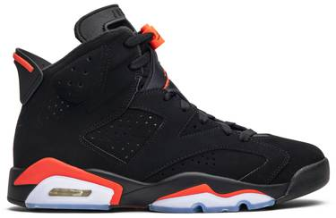 new styles 4d793 d10a5 Air Jordan 6 Retro  Infrared  2019
