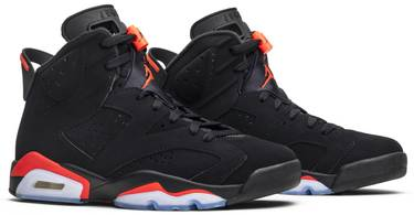 2a3e6bf92bce Air Jordan 6 Retro  Infrared  2019 - Air Jordan - 384664 060