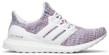 new products cac68 63f9f UltraBoost 4.0 'White Multicolor'