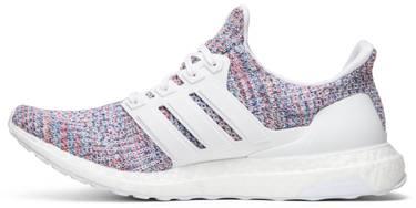99137074f UltraBoost 4.0  White Multicolor  - adidas - DB3198