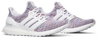 992b0a60a UltraBoost 4.0  White Multicolor  - adidas - DB3198