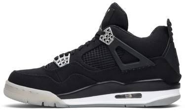 Eminem x Carhartt x Air Jordan 4 'Black Chrome'