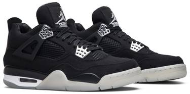 b8c6b9a3b98 Eminem x Carhartt x Air Jordan 4 'Black Chrome' - Air Jordan - SP15 ...