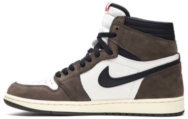 buy online 88941 e83d7 Travis Scott x Air Jordan 1 Retro High OG 'Mocha'