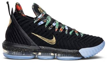 392870fcbcb LeBron 16 KC  Watch The Throne  - Nike - CI1518 001