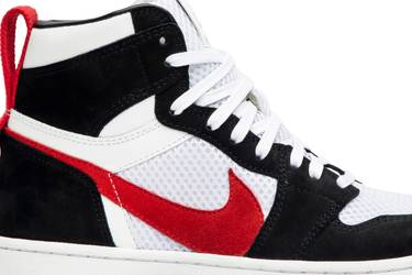 089c2ebbb94 The Shoe Surgeon x Air Jordan 1 Retro High  Black Mars Yards  - Air ...