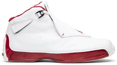 big sale 21de4 aa016 Air Jordan 18 OG  Varsity Red