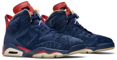 new style 9e17b 2536e Air Jordan 6 DB  Doernbecher . Buy New 750. Buy Used 300. SKU392789 401.  RELEASE DATE2009-11-14. MAIN COLORBlue. COLORWAYMid Nvy White-Vrsty Rd-Mtllc  G