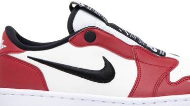 3b154047445 Wmns Air Jordan 1 Low Slip  Chicago  - Air Jordan - BQ8462 601
