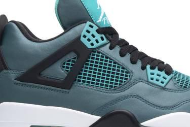 on sale 76bef c4ba3 Air Jordan 4 Retro 30th  Teal