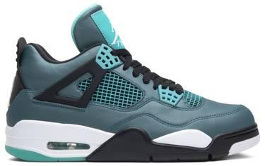 on sale 18a06 c7903 Air Jordan 4 Retro 30th  Teal