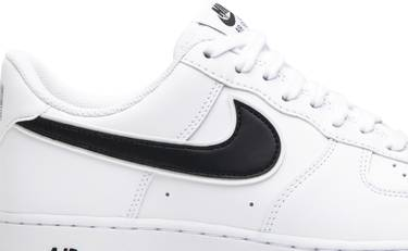 sneakers for cheap 63b3f da7f8 Air Force 1 Low  07 3  White Black