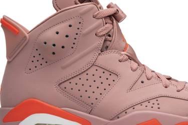 best service 67532 3f078 Aleali May x Wmns Air Jordan 6 Retro 'Millennial Pink'