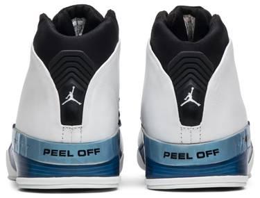 34a5e7db156 Air Jordan 17 'College Blue' - Air Jordan - 302720 141   GOAT