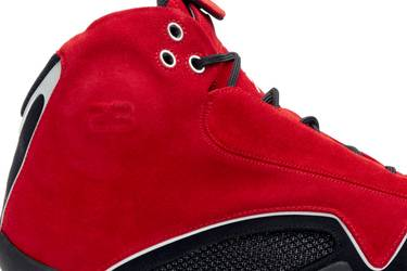 2a4d6cb240 Air Jordan 21 'Red Suede' - Air Jordan - 313495 602 | GOAT