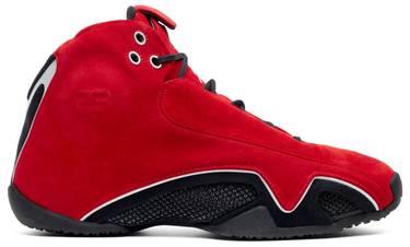 half off 6237b 49fd2 Air Jordan 21  Red Suede