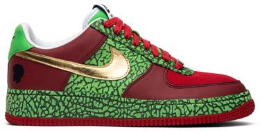 37dd5405 Air Force 1 Low Supreme I/O 'Questlove' - Nike - 318931 671 | GOAT
