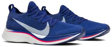 release date: f6069 1a422 Zoom VaporFly 4% Flyknit  Deep Royal . Nike