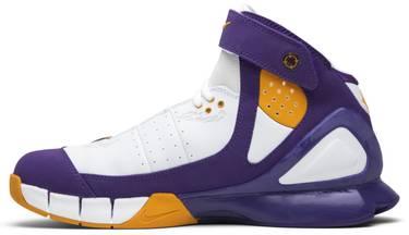 the best attitude 13993 ea744 Air Zoom Huarache 2K5  Lakers . Nike