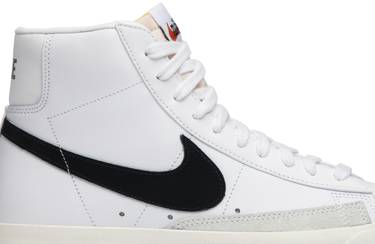 separation shoes 43840 71e5c Blazer Mid  77 Vintage  White Black . Nike