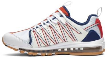 Details about 2019 CLOT x NIKE AIR MAX 97 HAVEN WHITE ROYAL BLUE RED EDISON CHEN AO2134 101