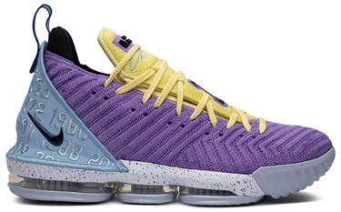 low priced bce48 f0047 LeBron 16 'Lakers Heritage'