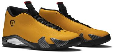 sports shoes 4aef7 1ccf0 Air Jordan 14 Retro 'Reverse Ferrari'