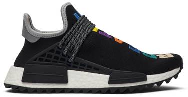 online store 2d394 77e64 Pharrell x NMD Human Race Trail 'Friends and Family'