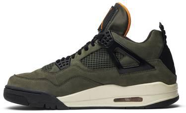 sports shoes 04cfa 3153e Undefeated x Air Jordan 4 Retro