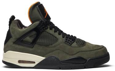 sports shoes e78b7 8e60a Undefeated x Air Jordan 4 Retro