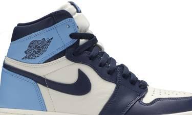 242b8dd4 Air Jordan 1 Retro High OG 'Obsidian' - Air Jordan - 555088 140   GOAT