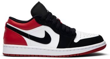 reputable site df971 1d60c Air Jordan 1 Low 'Black Toe'