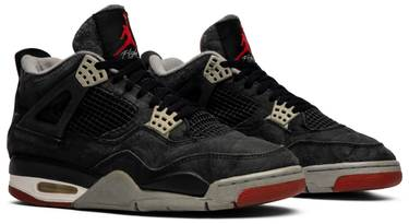 more photos a31b3 4f350 Air Jordan 4 OG 'Bred' 1989 - Air Jordan - 4363 | GOAT