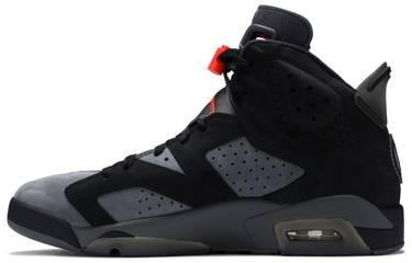 outlet store 1f7fc aa7dc Paris Saint-Germain x Air Jordan 6 Retro 'Iron Grey'