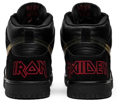 huge discount f70ce 48f2e Dunk High Sb 'Iron Maiden' - Nike - ASK124 | GOAT