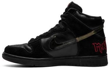 huge discount b119d acf0f Dunk High Sb 'Iron Maiden' - Nike - ASK124 | GOAT