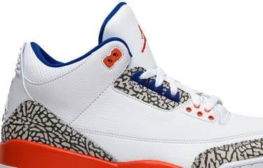 buy popular 74fca 8e730 Air Jordan 3 Retro 'Knicks'
