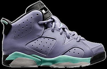 2f6053d955ee Air Jordan 6 Retro GP  Iron Purple  - Air Jordan - 543389 508