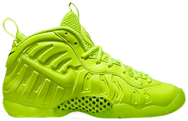 separation shoes a7bfe fd831 Air Foamposite Pro Premium LE BG 'Volt'