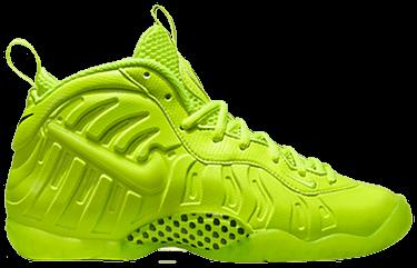 66264444b9603 Air Foamposite Pro Premium LE BG  Volt  - Nike - 644792 700