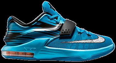1e34c1a71eb KD 7 GS - Nike - 669942 414