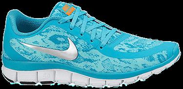 91e4c1794b5e Wmns Free 5.0 V4 NS PT - Nike - 695168 300