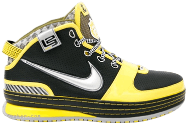 new concept ab885 11bed Zoom LeBron 6  Taxi
