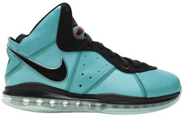 2d44d7050411 LeBron 8  Pre-Heat  - Nike - 417098 401
