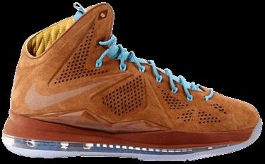 d2c509644100 LeBron 10 EXT QS  Hazelnut  - Nike - 607078 200